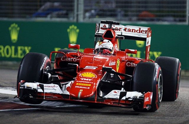 Ferrari starta prvi nakon 3 godine