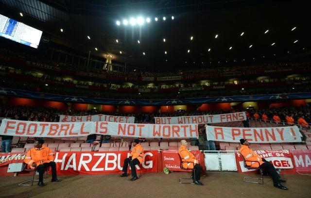 Bayerna poslali poruku Arsenalu