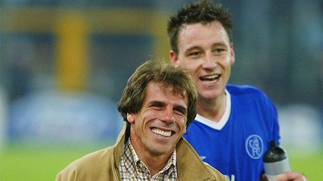 Gianfranco Zola poslao 'nemoralnu' ponudu za Terry-a