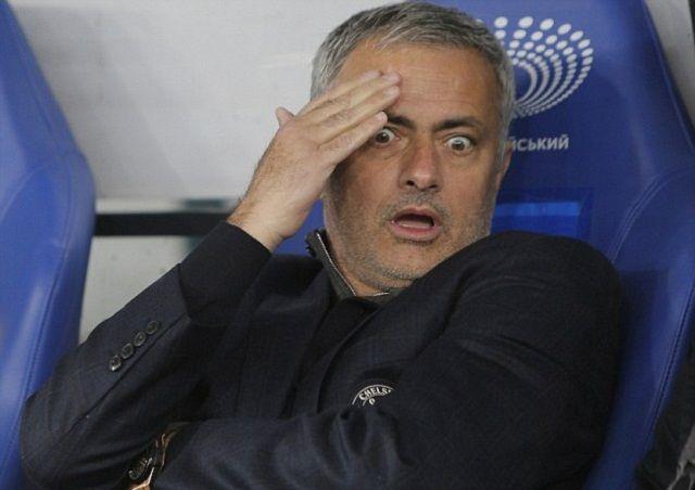 Mourinho napao sudije