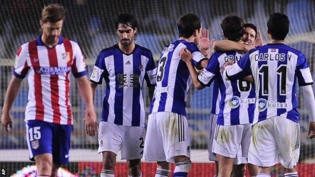 Real Sociedad - Atletico Madrid