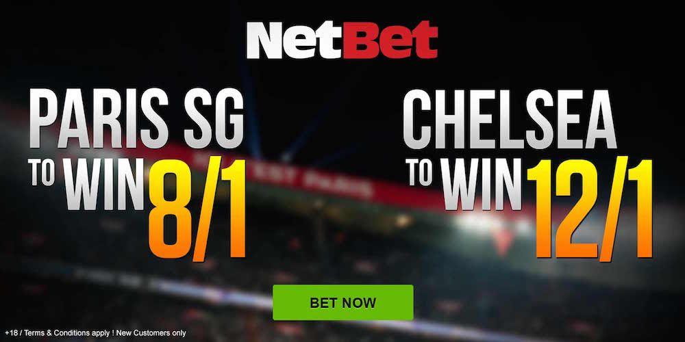 NetBet PSG-Chelsea