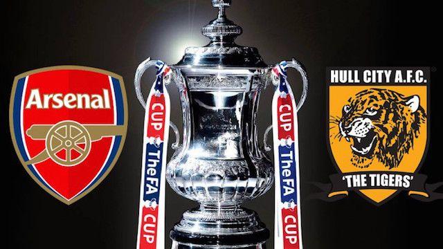 Arsenal - Hull