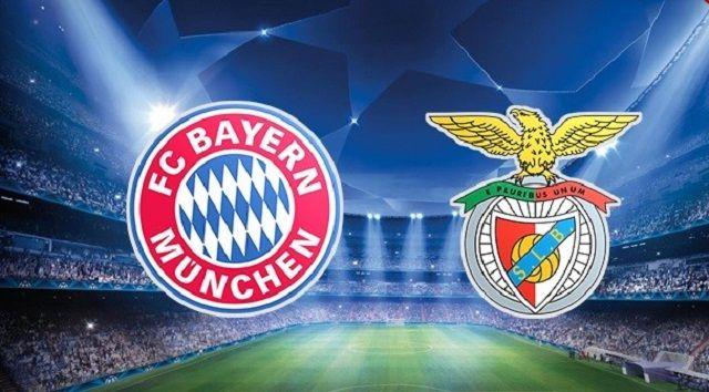 Bayern Munich v Benfica