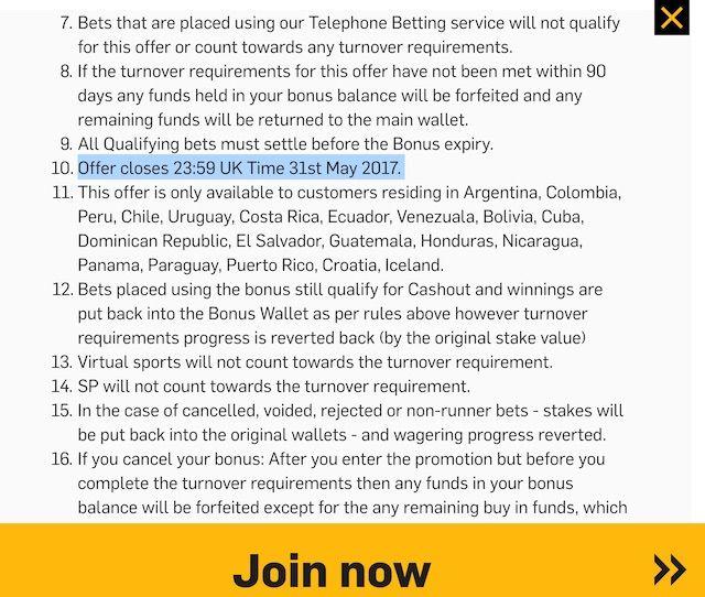 Betfair euro 2016 promocija