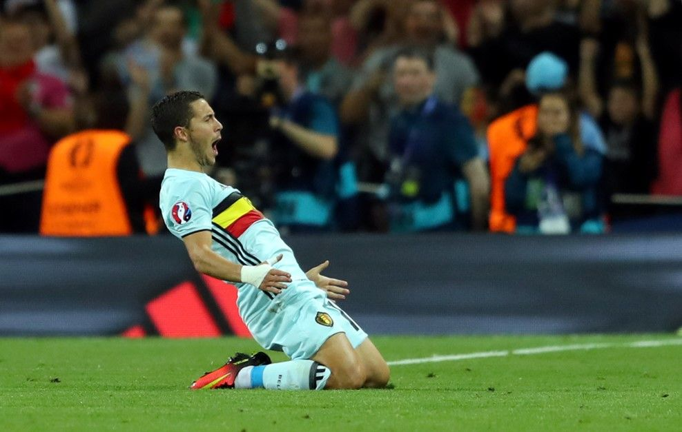 Belgija lako protiv Mađarske do četvrtfinala Europskog prvenstva
