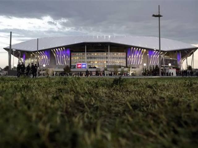 Novi stadion Lyona