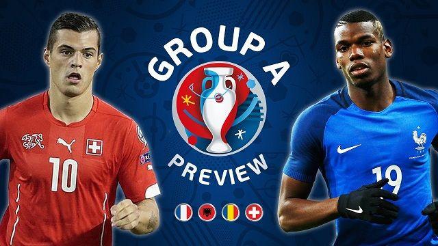 Europsko prvenstvo u Francuskoj