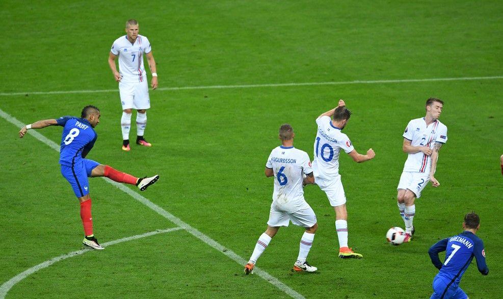 'Petarda' Francuske protiv Islanda u četvrtfinalu Europskog prvenstva