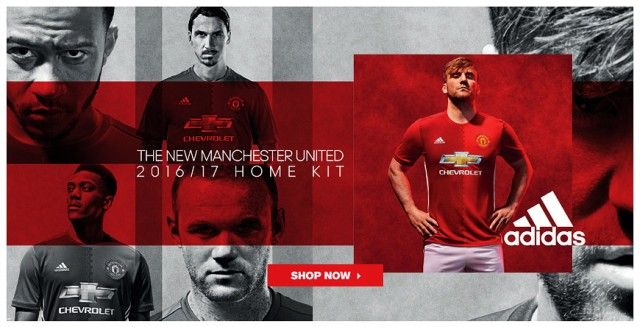 Manchester United 2016 17