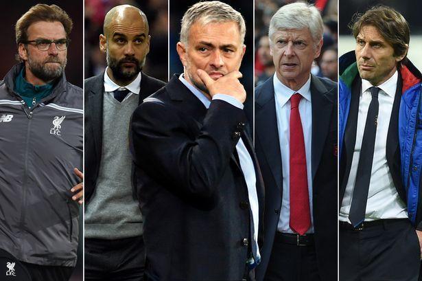 Menadžeri Premier liga