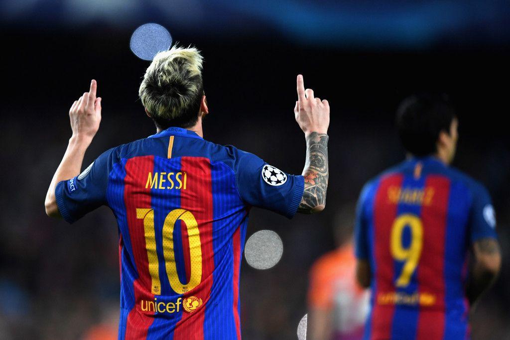 Liga prvaka: Messi je najveći, Arsenal lako protiv Ludogoretsa