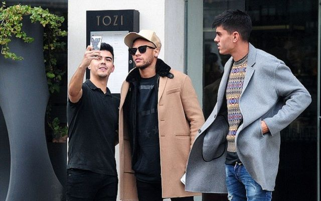 Svojom posjetom Londonu, Neymar uzrujao Luis Enriquea