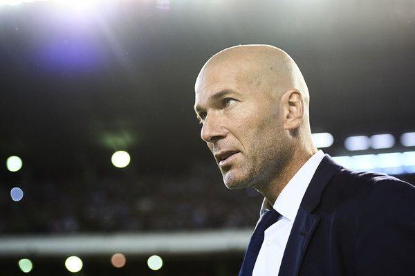Zinedine Zidane pomalo iznenadio sastavom za Ligu prvaka