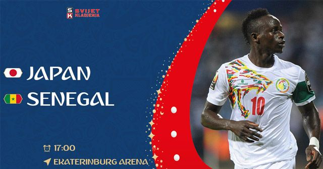 Japan - Senegal