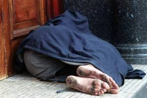 bezdomovectvi
