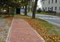 Chodník v Lačnově byl vysoutěžen za částku cca 17 milionů korun