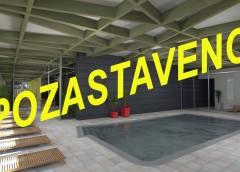 Rekonstrukce bazénu se zastavuje!