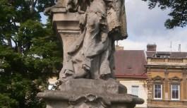 Připomínáme si 320. výročí narození barokního sochaře Georga Antona Heintze