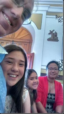 2016_03_27 family in church