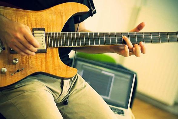 Cours de guitare 2.0 pour débutant