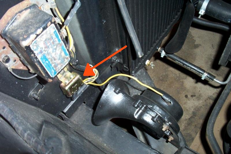 1971 ford mustang fuse box location