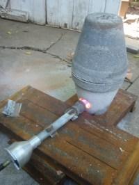 Diy Foundry Crucible Furnace - Diy (Do It Your Self)