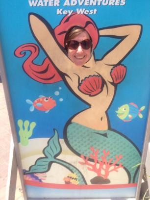 Jeanette in Key West