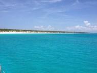 Conception Island = Best Water Yet