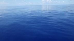 Glassy Atlantic Ocean