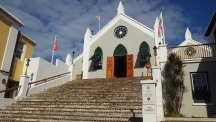 St. Peter's in St. George, Bermuda