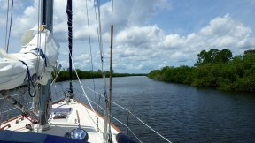 Canals to Charlotte Harbor Boat Storage