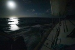 Moonlight sail to Lady Musgrave Island