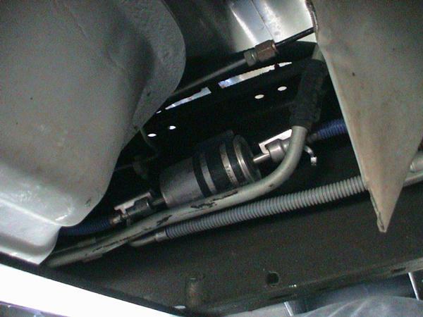 99 Navigator Fuel Filter Location Wiring Diagram