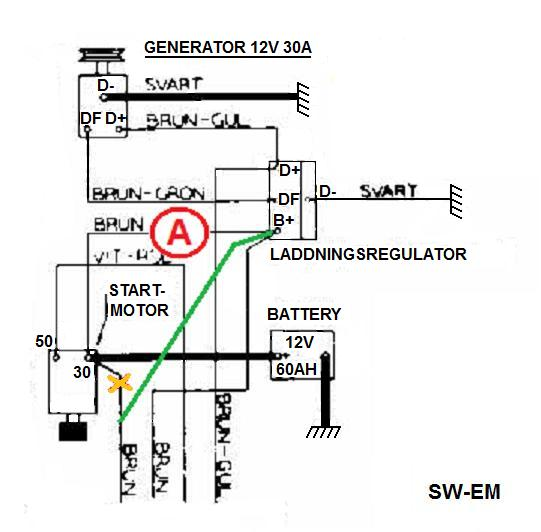 Automotive Amp Meter Wiring Diagram Electronic Schematics collections