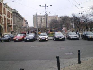 Saab Support Convoy Belgrade