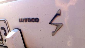 Lamborghini Urraco at Classics By The Beach, Hobart