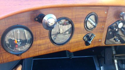 Rolls Royce Dashboard 2