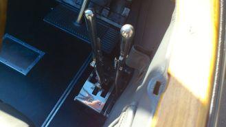 Rolls Royce Gearshift