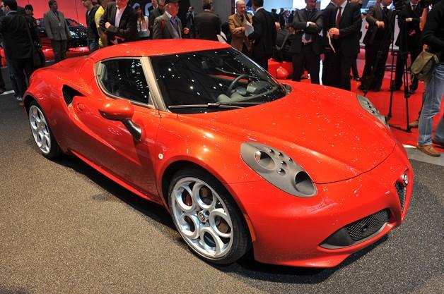 Alfa Romeo 4C Launch Edition \u2013 Launched! \u2013 Swadeology