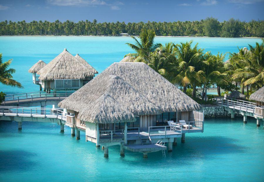 St Regis Bora Bora Bora Bora