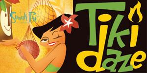 Tiki Daze Logo
