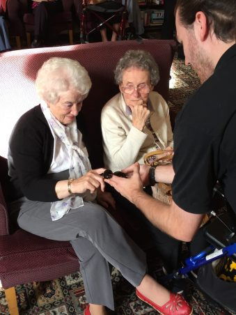 Swanland House, Animals, Activities, Residential Care, Residential Home, Fun, Elderly