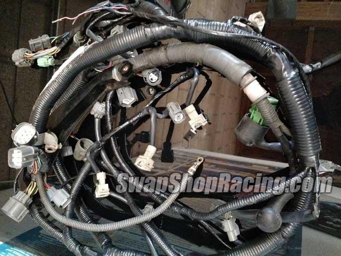h22 ek wiring harness