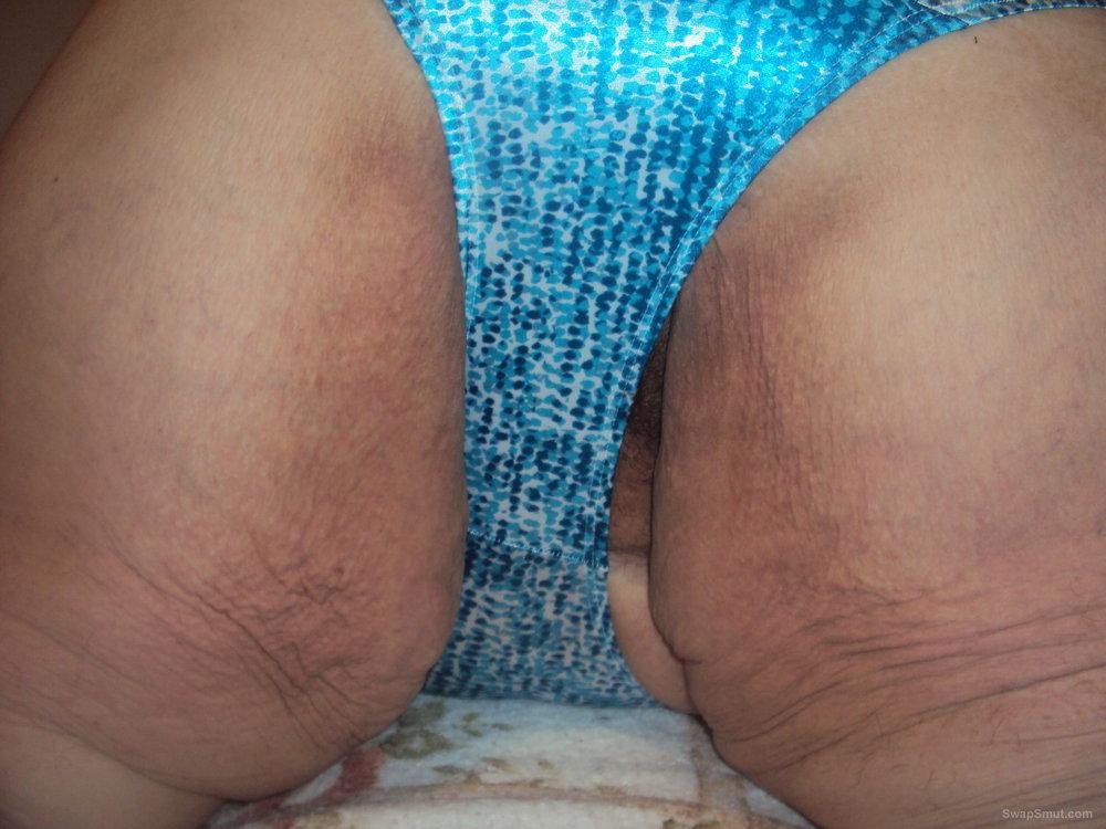 bbw butt panties