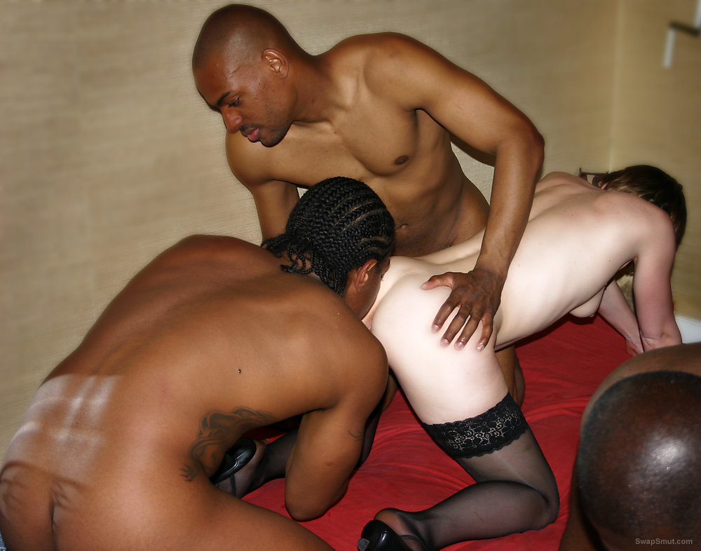 interracial party wife tumblr