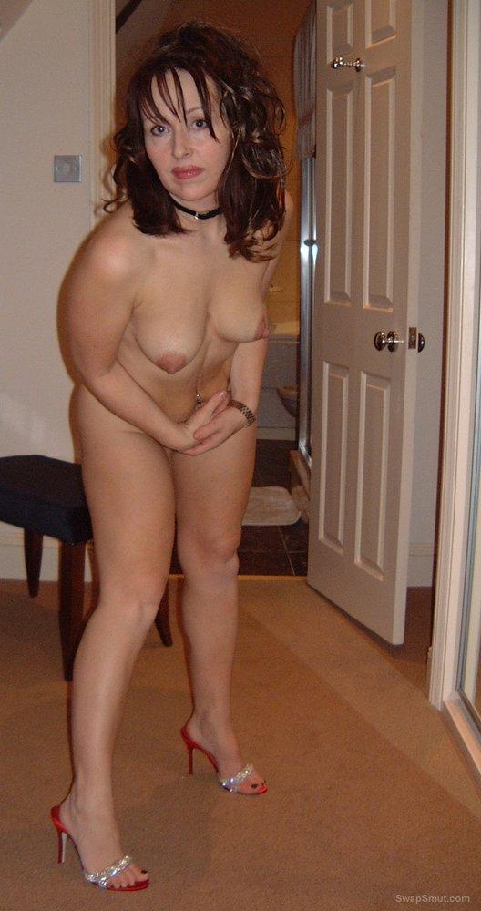 white bra and panties