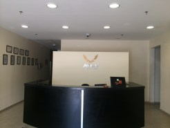The Ayla Aviation Lobby