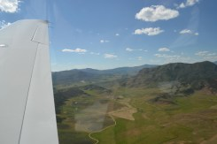 Climbing Out Of Steamboat