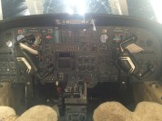 Cessna Citation Cockpit